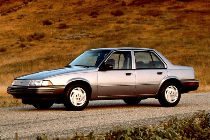 Descarga Manual  Chevrolet-Cavalier 1998 - Bomba de agua servicio y reparación