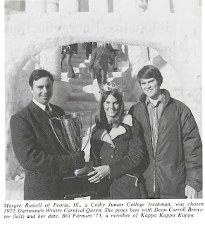 1972 Winter Carnival Queen and date
