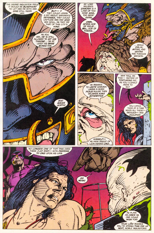 Read online Conan the Adventurer comic -  Issue #11 - 8