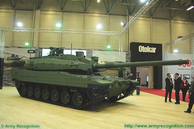5377a7a679bd Mass production of Turkish-made Altay main battle tank MBT will start in  May 2017.