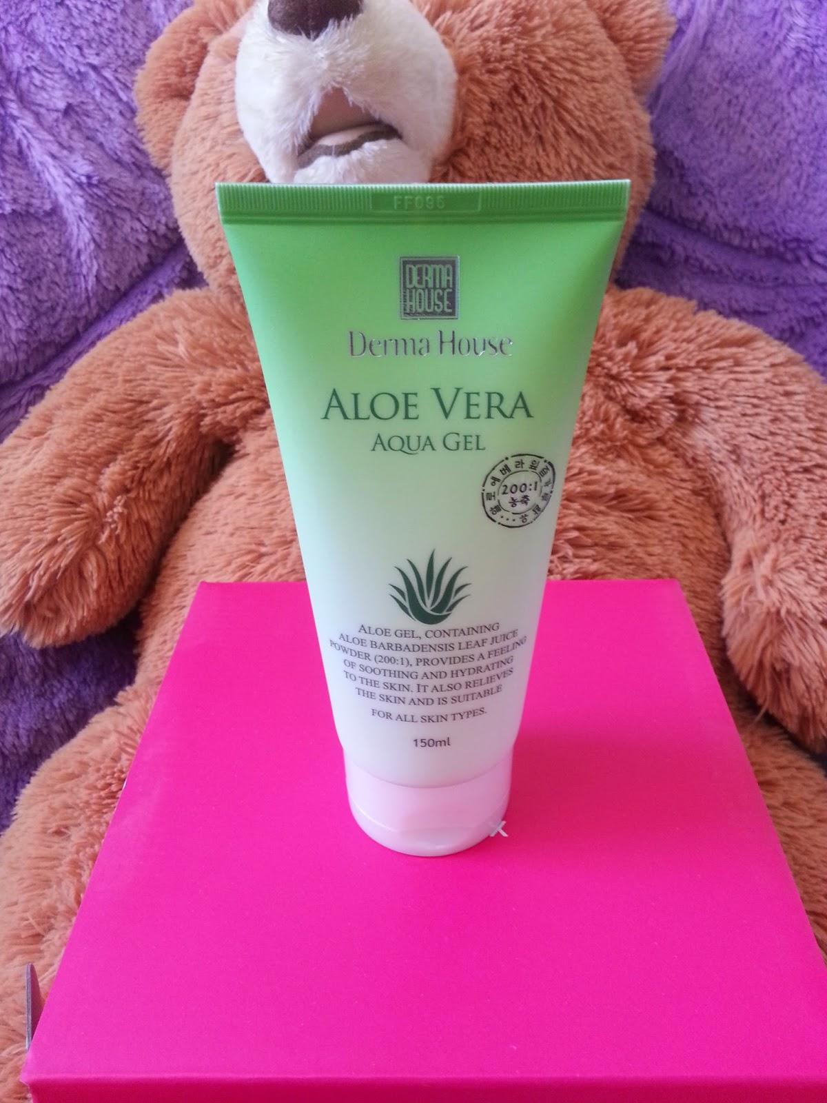Dermahouse Aloe Vera Aqua Gel