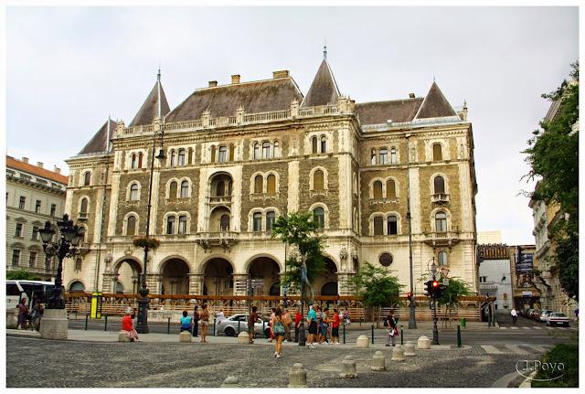 Palacio Drechsler, Budapest