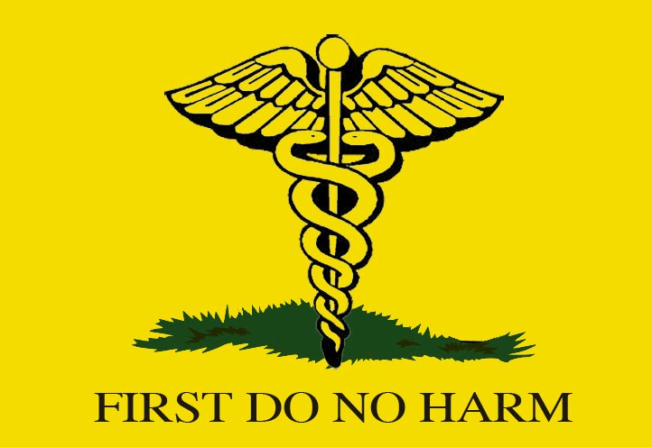 Just Watching The Wheels Go Round Are The Caduceus And The Rod Of