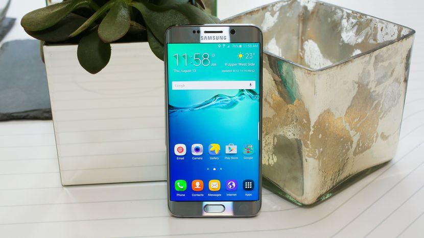 Official Nougat firmware for Samsung Galaxy S6 edge+ SM-G928T.