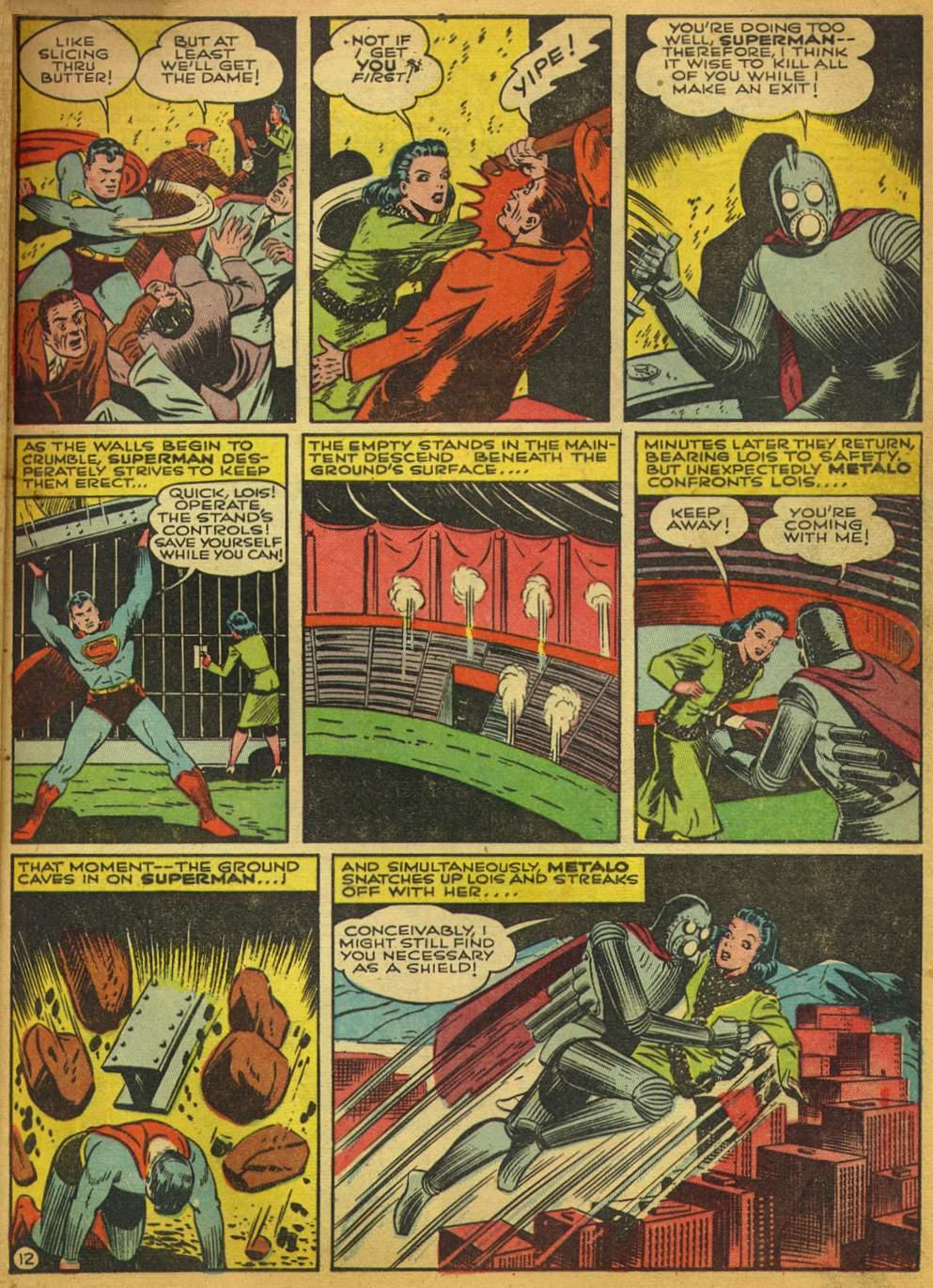 Read online World's Finest Comics comic -  Issue #6 - 15
