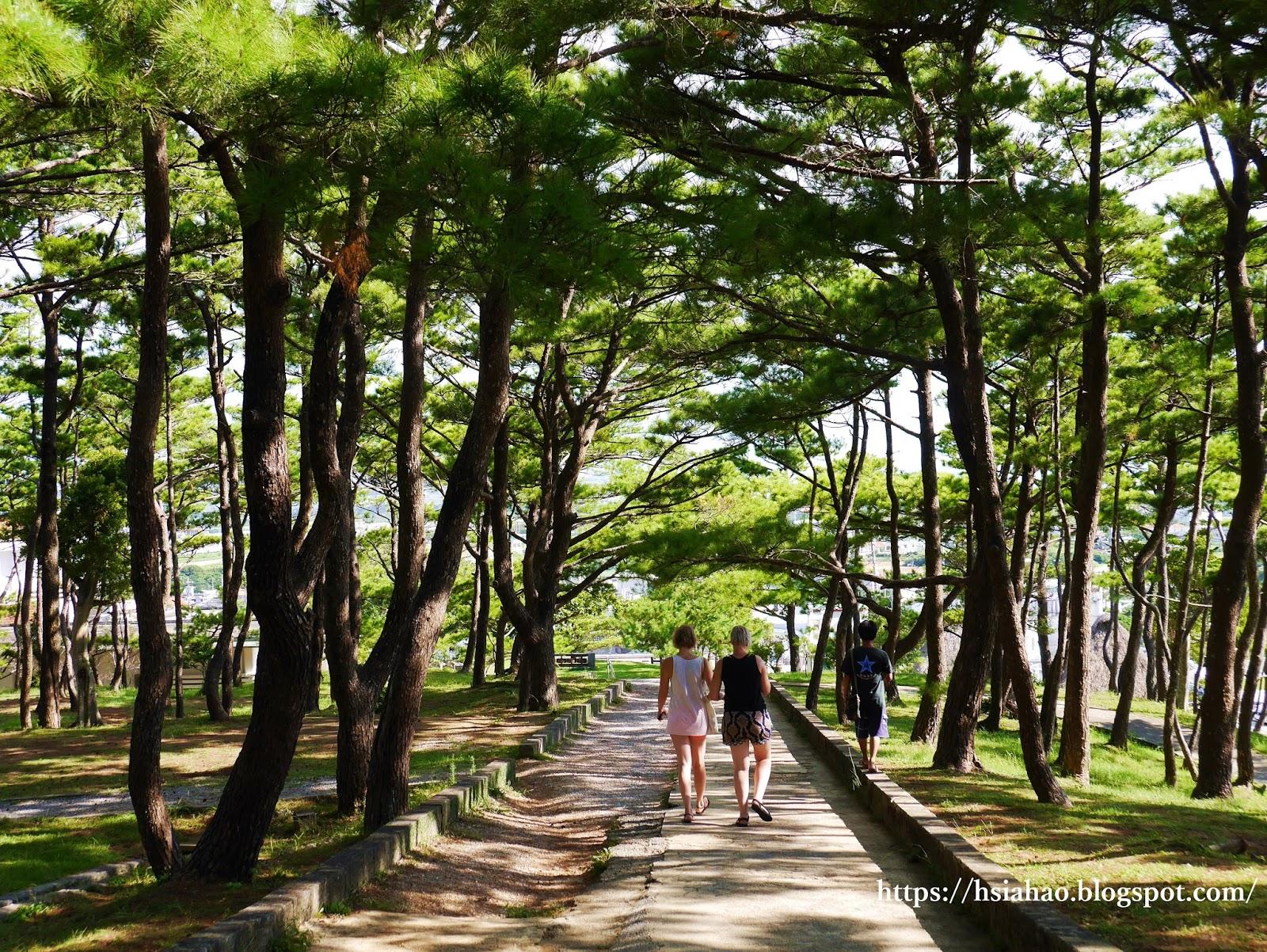 沖繩-推薦-景點-座喜味城跡-自由行-旅遊-Okinawa-Yomitan-Zakimi-Castle-Ruins