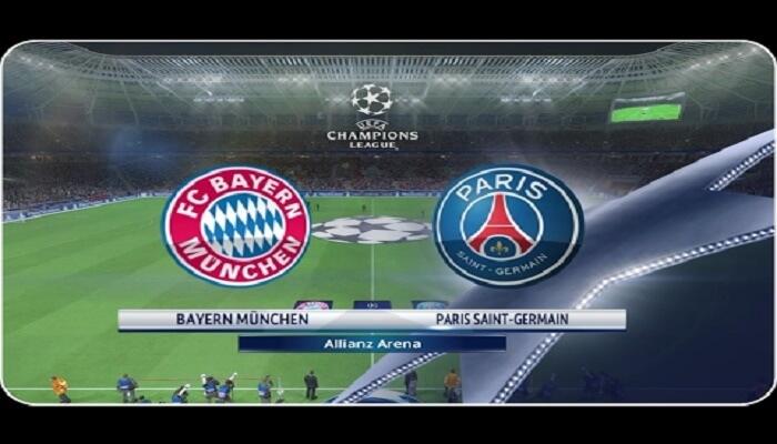 Ver Bayern Munich vs Paris Saint Germain En Vivo