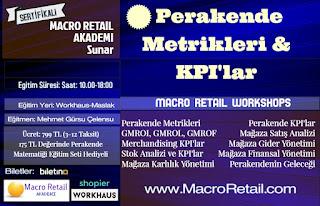 Mağazacılık Matematiği, Mağazacılık Eğitimleri