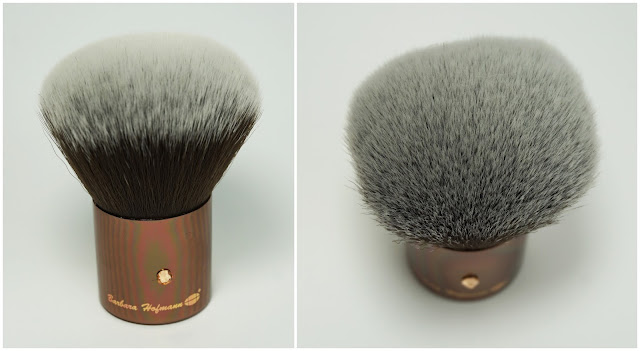 Barbara Hofmann - Beauty Tools Pinsel, Kosmetik, Topaz Serie