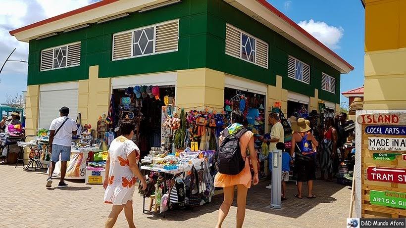 Aruba - Diário de Bordo: cruzeiro pelo Caribe