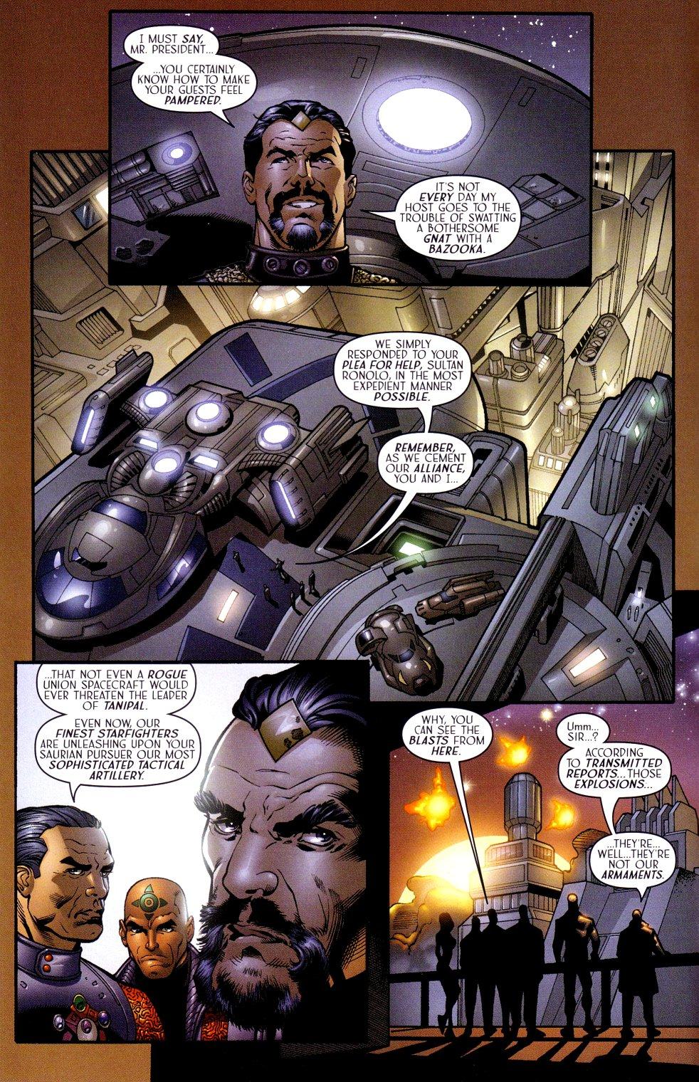 Read online Sigil (2000) comic -  Issue #14 - 9