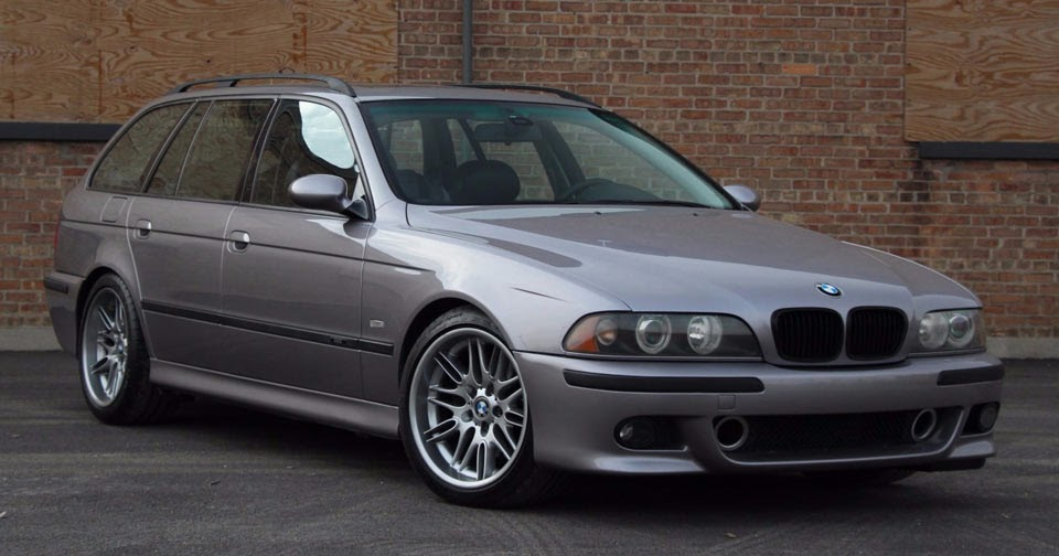 bmw never made an m5 e39 touring so this guy did it for you. Black Bedroom Furniture Sets. Home Design Ideas