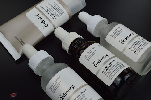 the ordinary, deciem, iper-pigmentation regimen, skincare, macchie viso, skincare goals,