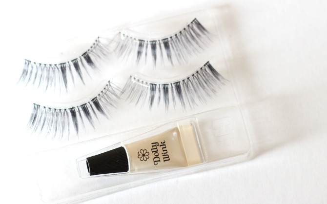 dolly wink lashes in the pack