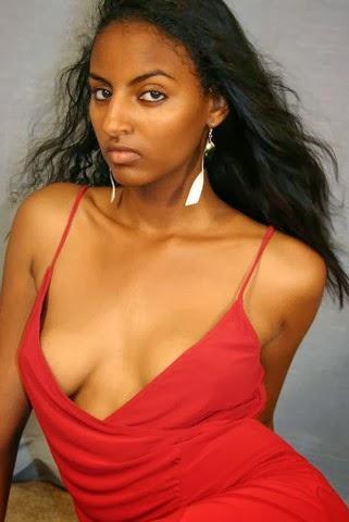 woman in addis ababa ethiopia