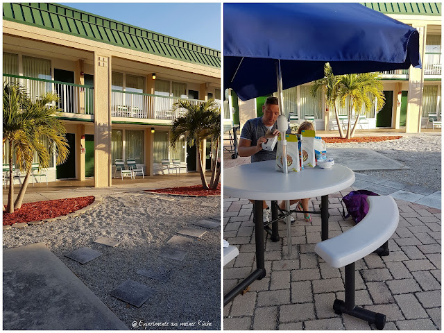 Florida - Fort Myers Beach - Hotel Wyndham Garden {EamK on Tour}