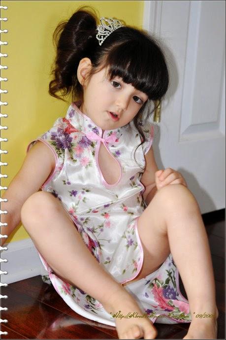 nicole brodsky anak paling cantik di dunia