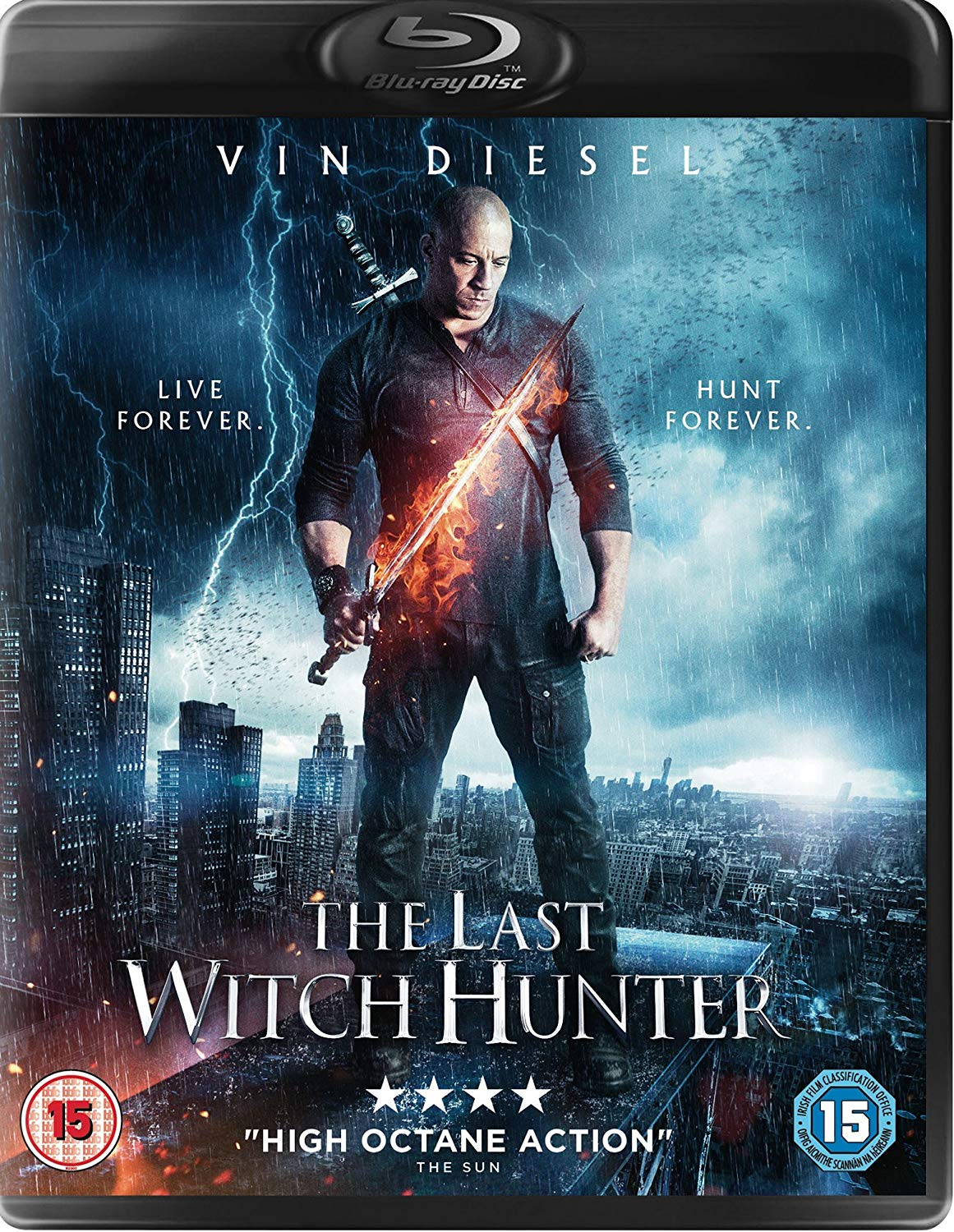 The Last Witch Hunter (2015) Dual Audio Hindi 720p BluRay ESubs