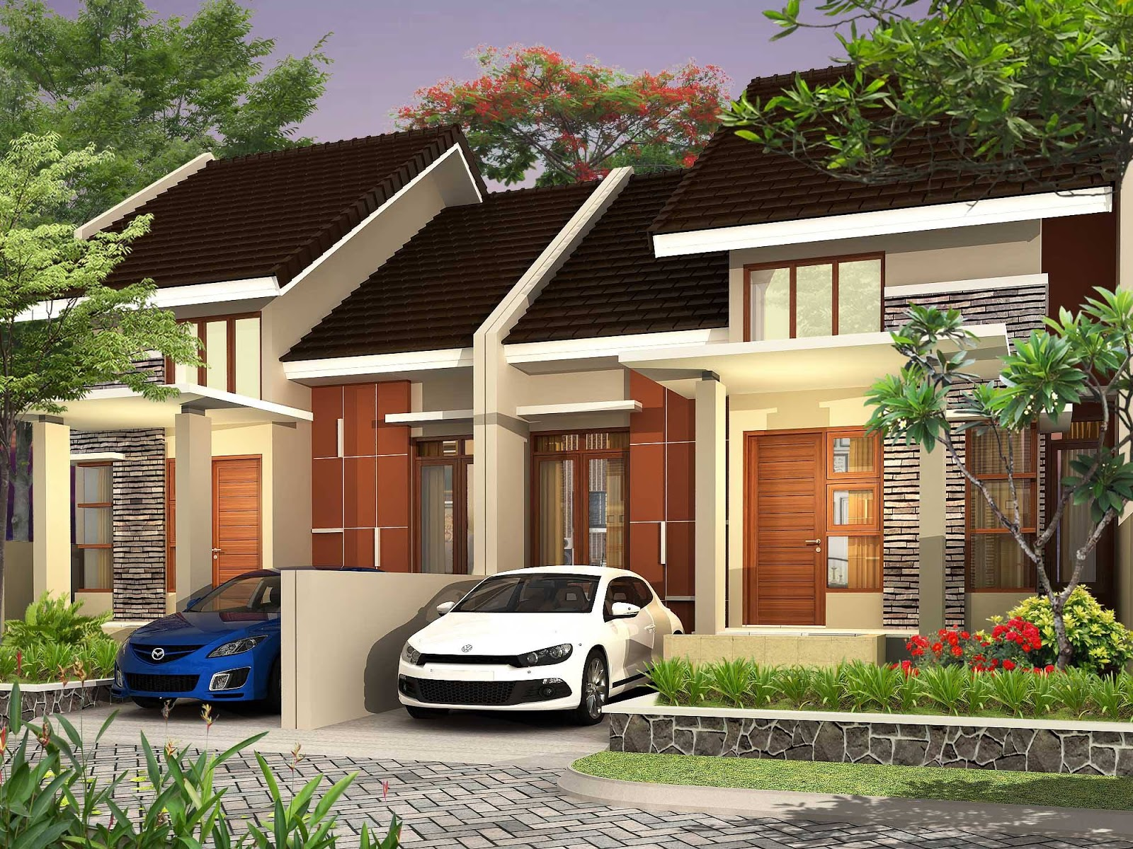 Model Rumah Minimalis Terbaru Tahun Ini Desain Rumah Minimalis