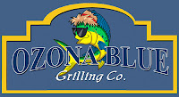 Ozona Blue Grilling Company is located in Palm Harbor, Florida serving American cuisine with an Asian twist