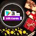 Ganhe Gift Card em apenas 1 minuto - Gifty game