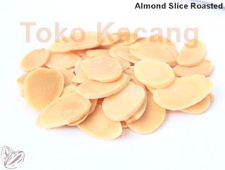 Almond slice oven