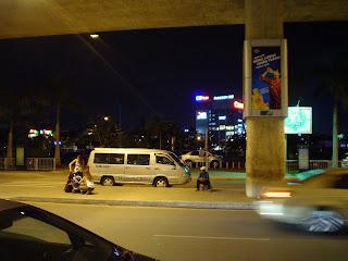 Tan Son Nhat el aeropuerto de Saigon (Vietnam)