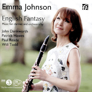English Fantasy - John Dankworth, Patrick Hawes, Paul Reade, Will Todd