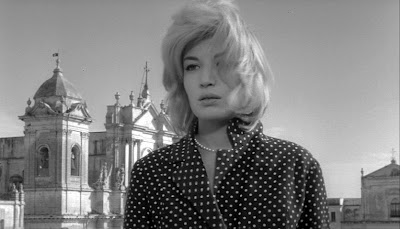 L'Avventura starring Monica Vitti, Gabriele Ferzetti, directed by Michelangelo Antonioni, Sight & Sound List