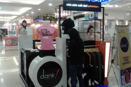 Lowongan Kerja Pekanbaru : Dank Mall Ciputra Juni 2017