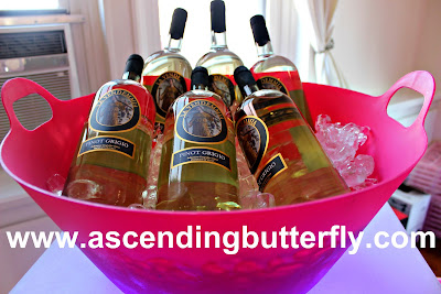 La Vendemmia Pinot Grigio at BeautyPress Spotlight Day September 2015