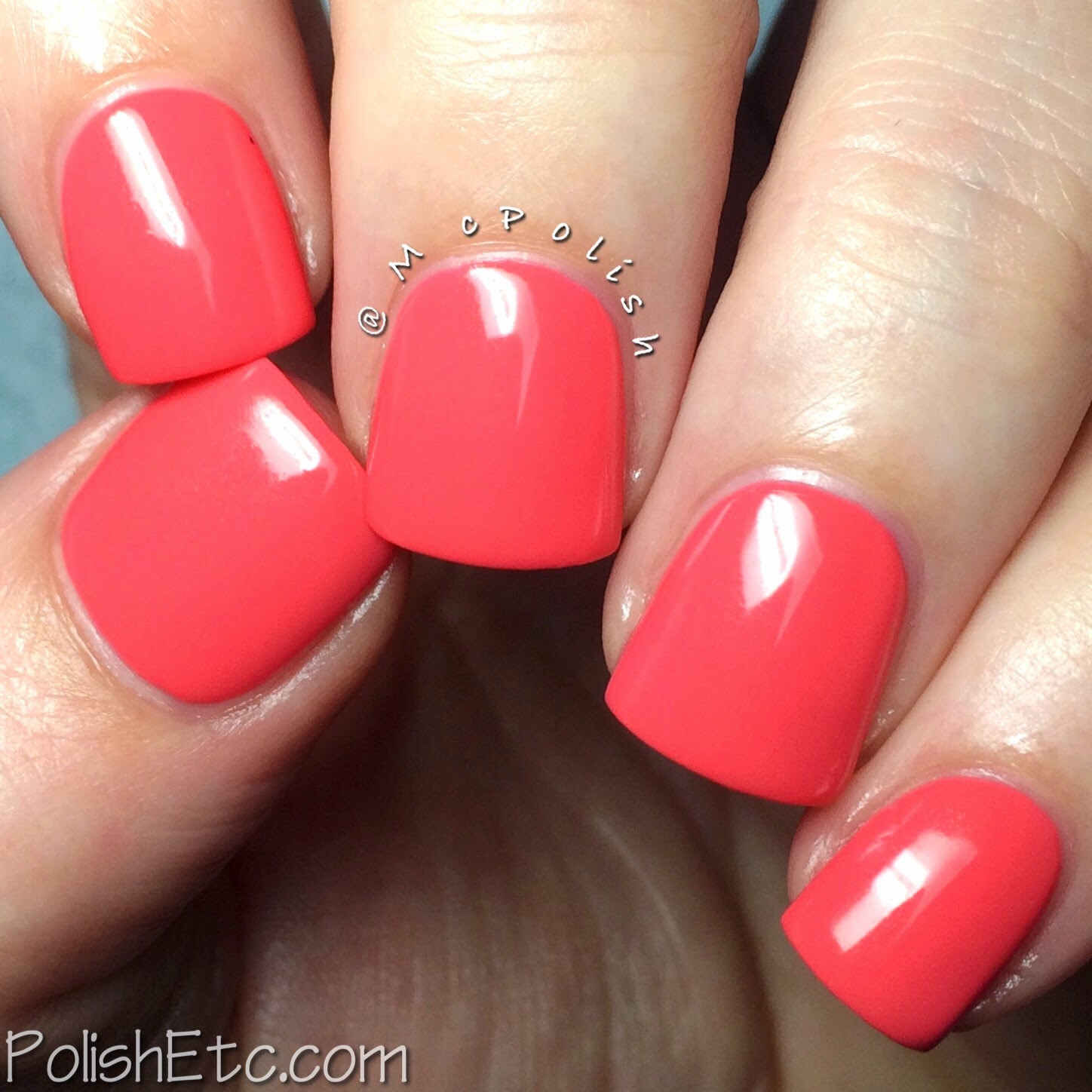 Cirque Colors April 2015 Metropolis Collection - McPolish - SUNSET PARK