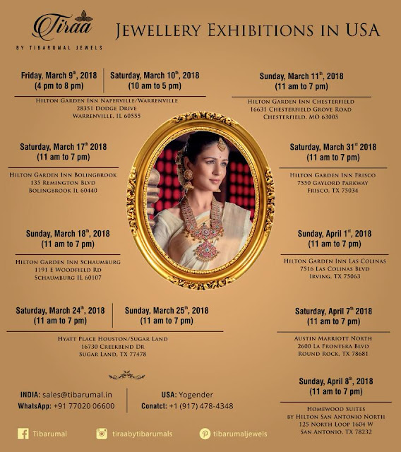 tibarumal jewellery show USA