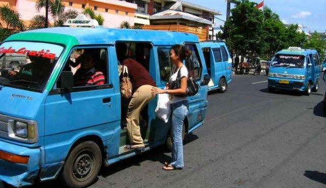 Angkutan Umum Saat ini Sepi Peminat, Berikut Beberapa Fakta Penyebabnya