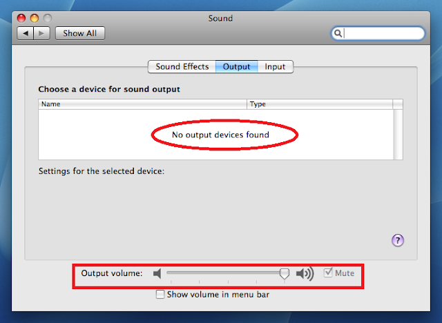 10 troubleshooting steps everyone should follow in case of no sound / no audio from Mac