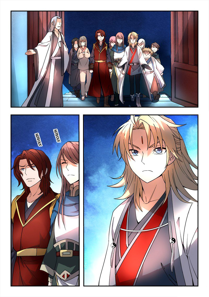 Spirit Blade Mountain - Chapter 22