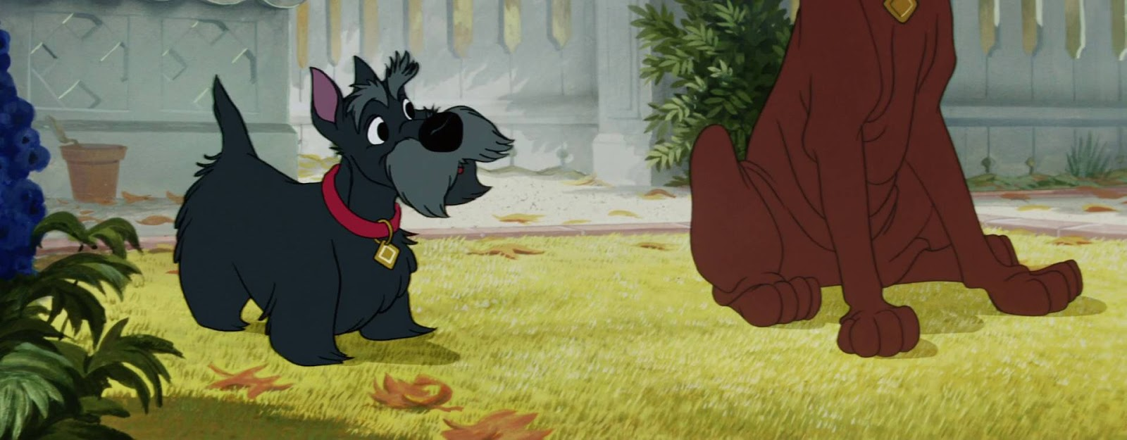 Lady and the Tramp (1955) 2