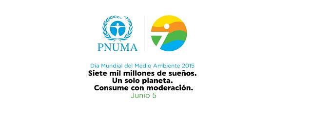 Siete mil millones de sueños. Un solo planeta. Consume con moderación #DMMA2015