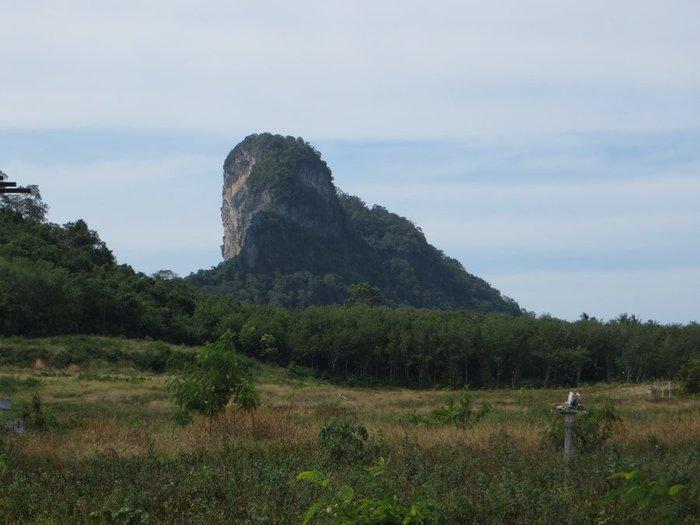 Гора в провинции Краби