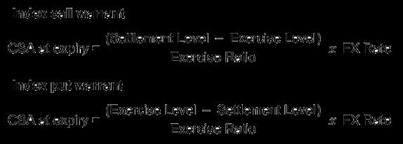 Forex swap formula