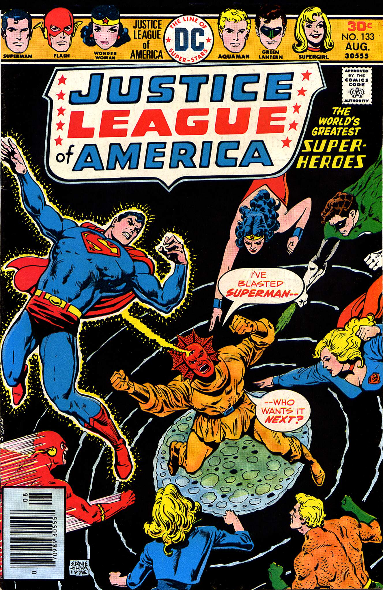 Justice League of America (1960) 133 Page 1