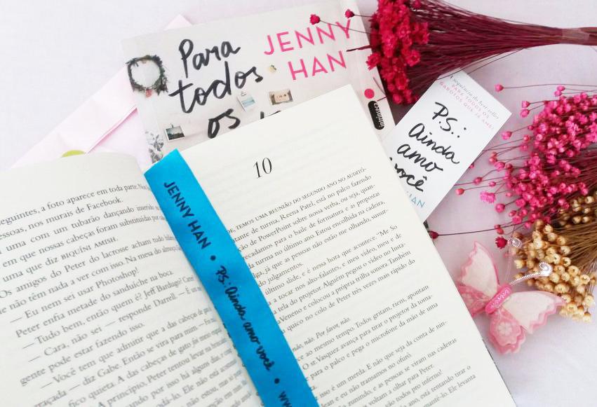 resenha P.S.: Ainda amo você, de Jenny Han
