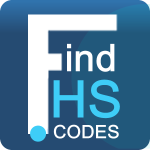 Harmonized system code list