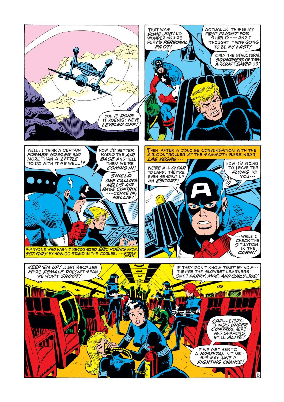 Captain America (1968) Issue #146 #60 - English 7