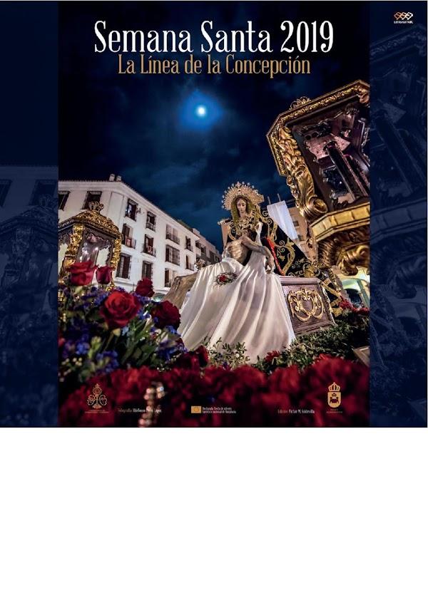 Programa, Horarios e Itinerarios Semana Santa La Línea de la Concepción (Cádiz) 2020