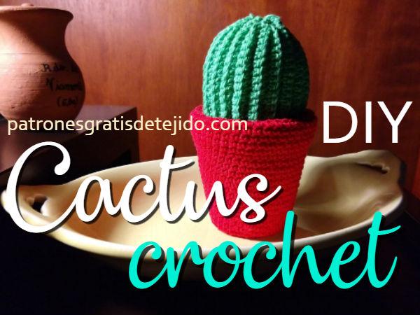 amigurumi #cactus #hacer #cctus #tejer #paso #para #cmo #un #aCómo ... | 450x600