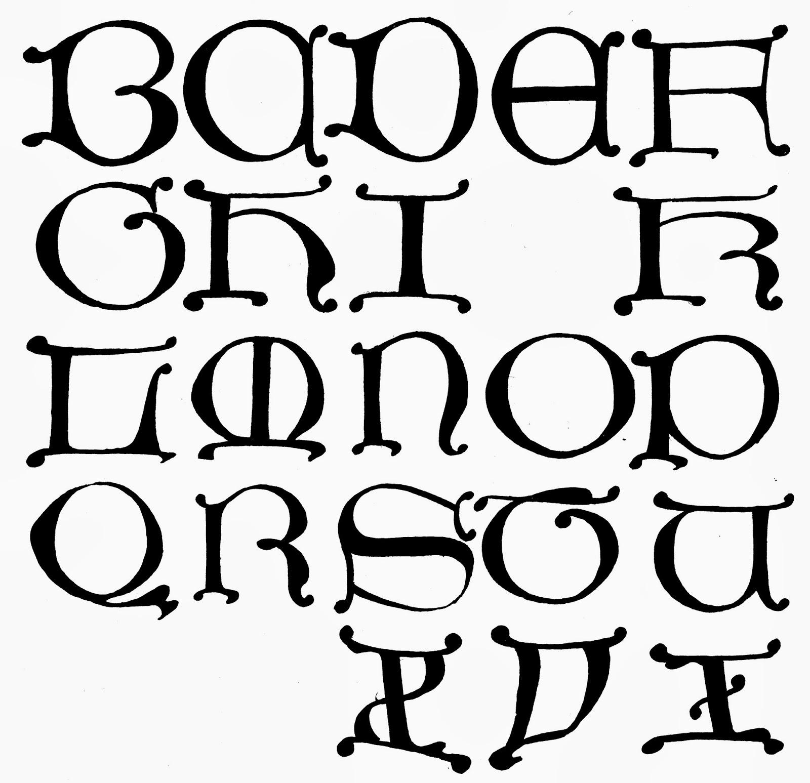 Margaret Shepherd: Calligraphy Blog: 262 Original Medieval