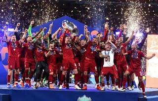 Liverpool juara ucl 2019