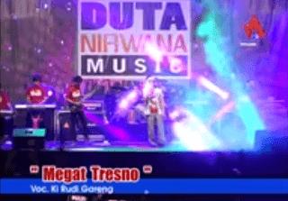 Lirik Lagu Megat Tresno - Ki Rudi Gareng