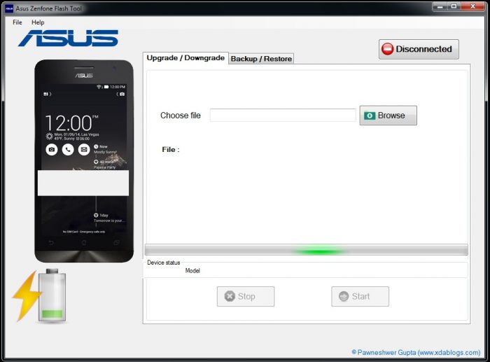 Download Asus Zenfone Flash Tool (All Versions) - AndroIvy